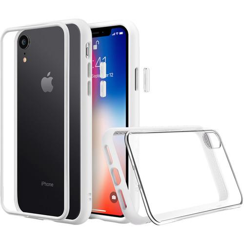 RhinoShield Mod NX iPhone XR Case (White)
