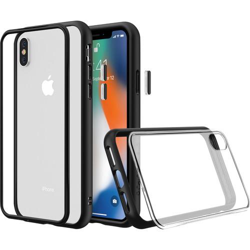 RhinoShield Mod NX iPhone XS Max Case (Black)