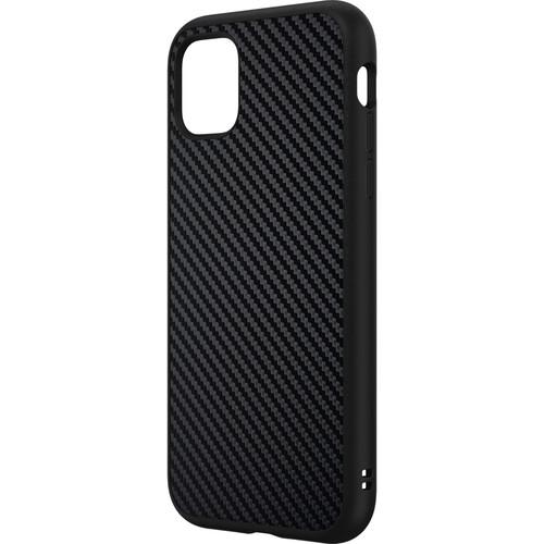 RhinoShield SolidSuit Case for iPhone 11 (Carbon Fiber/Black)