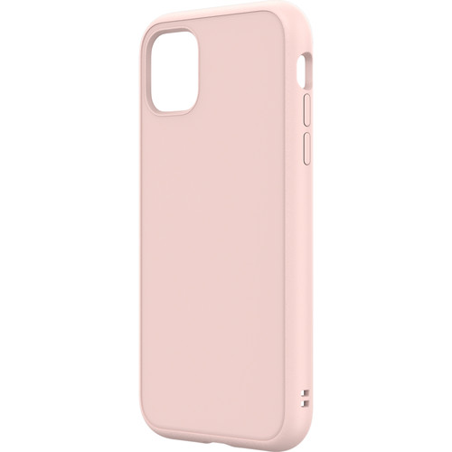RhinoShield SolidSuit Case for iPhone 11 (Blush Pink)