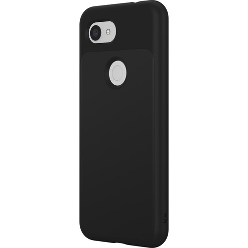 RhinoShield SolidSuit Case for Google Pixel 3a (Black Classic Finish)