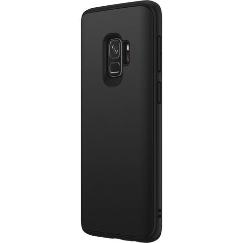 RhinoShield SolidSuit Case for Samsung Galaxy S9 (Classic Black Finish)
