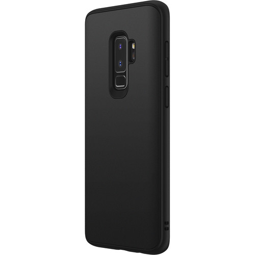RhinoShield SolidSuit Case for Samsung Galaxy S9+ (Classic Black Finish)