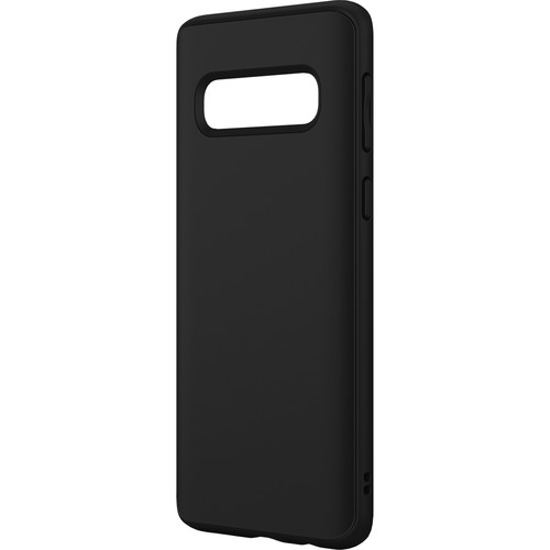 RhinoShield SolidSuit Case for Samsung Galaxy S10 (Classic Black Finish)