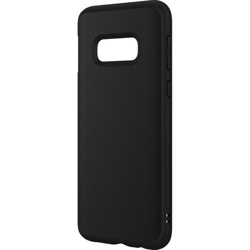 RhinoShield SolidSuit Case for Samsung Galaxy S10e (Classic Black Finish)
