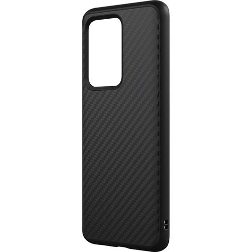 RhinoShield SolidSuit Case for Samsung Galaxy S20 Ultra (Carbon Fiber/Black)