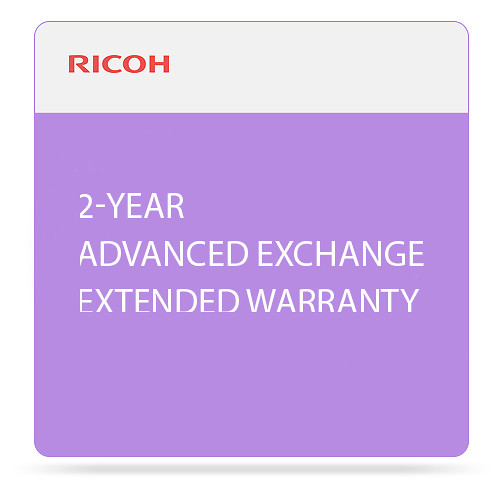 Ricoh SP 330DN / 3710DN  2-Year Advanced Exchange Extended Warranty