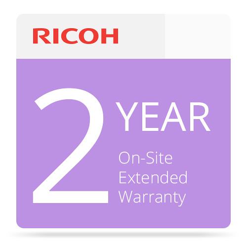 Ricoh 2-Year On-Site Warranty Service for IM 600SRF Laser Printer