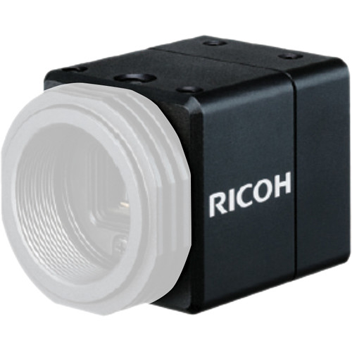 "Ricoh FV-G200B1 2MP GigE Vision 1/1.8"" Interline UXGA Monochrome Progressive CCD Camera (No Lens)"