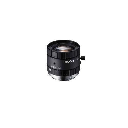 "Ricoh 2/3"" F1.4 8mm Manual Iris Lens with Locking Screws"
