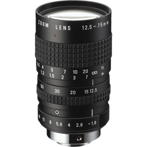 Ricoh FL-CC6Z1218A-VG C-Mount 12.5-75mm Varifocal Lens