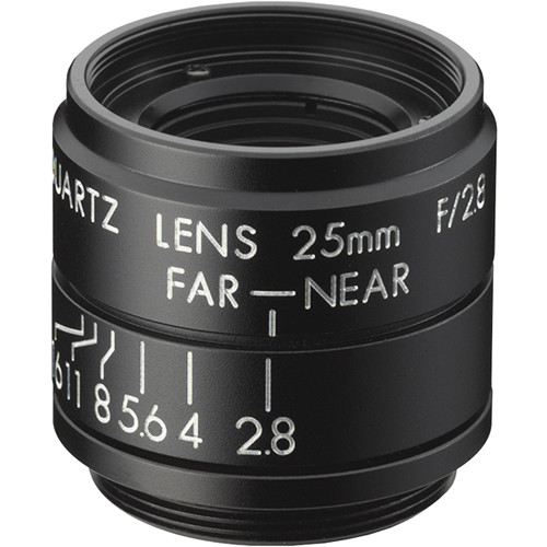 Ricoh C-Mount 25mm 2.8-16 Ultraviolet Lens