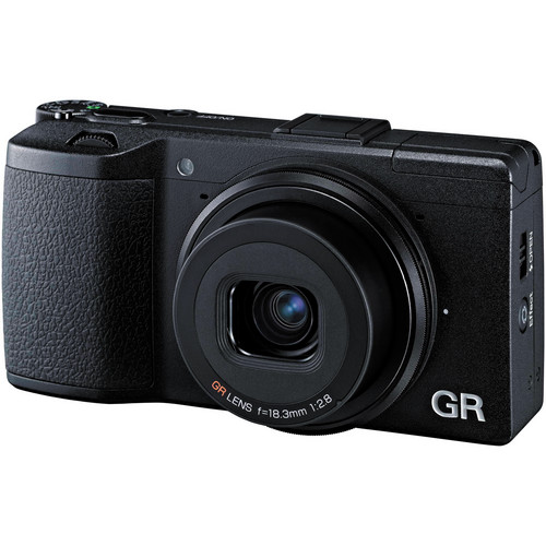 Ricoh GR Digital Camera