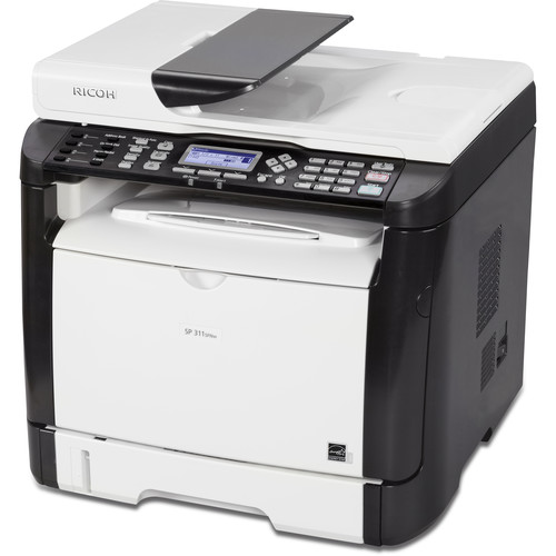 Ricoh SP 311SFNw All-in-One Monochrome Laser Printer