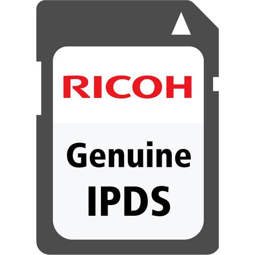 Ricoh Intelligent Printer Data Stream Unit Type P4