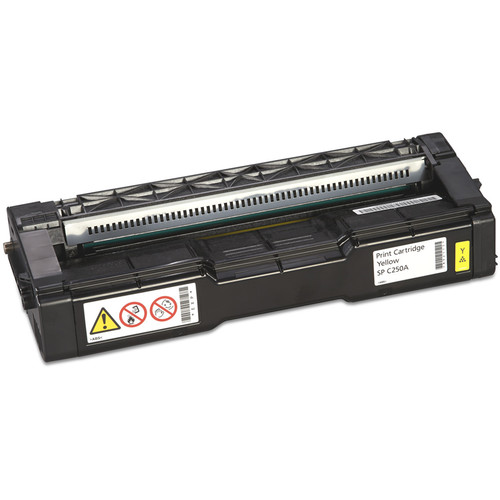 Ricoh Yellow SP C250A Print Cartridge