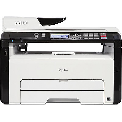 Ricoh SP 213SNw All-in-One Monochrome Laser Printer