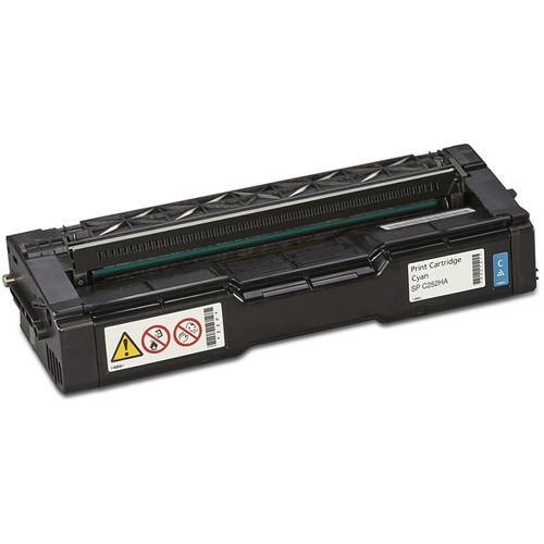 Ricoh SP C252HA Cyan Print Cartridge