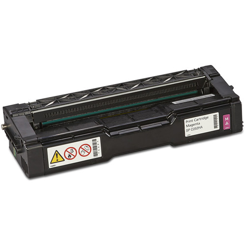 Ricoh SP C252HA Magenta Print Cartridge