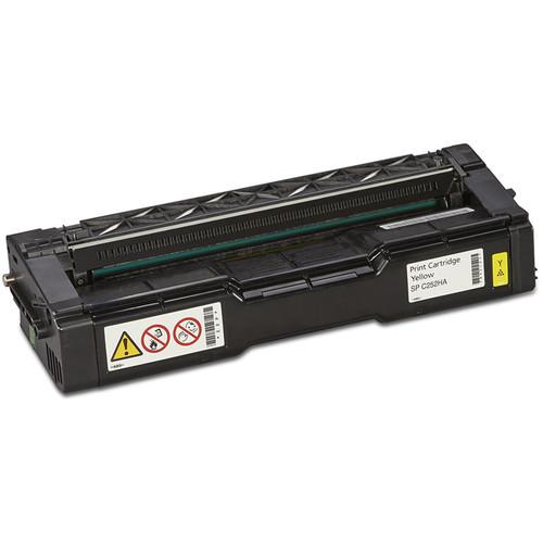 Ricoh SP C252HA Yellow Print Cartridge