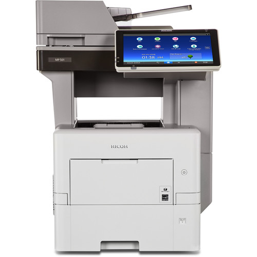 Ricoh MP 501SPF All-in-One Monochrome Laser Printer