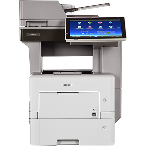 Ricoh MP 601SPF All-in-One Monochrome Laser Printer