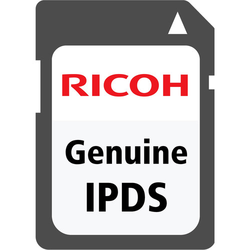 Ricoh IPDS Unit Type P11 for AS/400 Environments