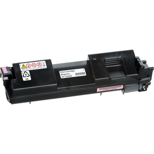 Ricoh SP C360HA Magenta High-Yield Toner Cartridge