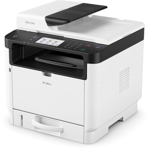 Ricoh SP 330SFN All-in-One Monochrome Laser Printer