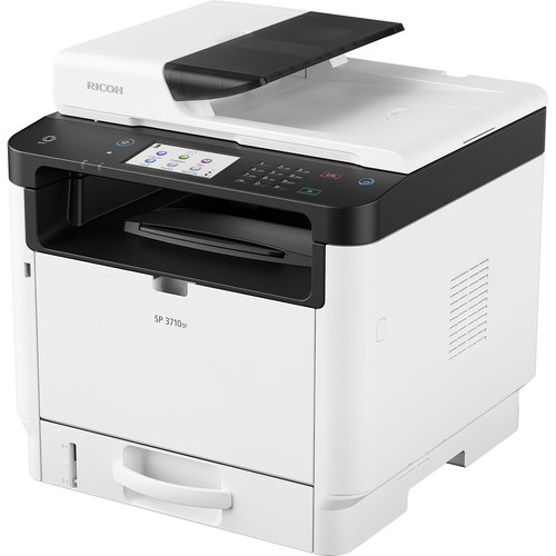Ricoh SP 3710SF All-in-One Monochrome Laser Printer
