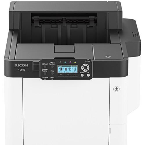 Ricoh P C600 Color Laser Printer