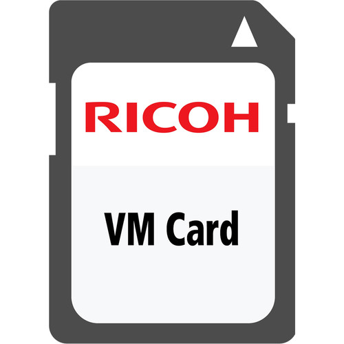 Ricoh VM Card Type P18 for P C600 Color Laser Printer