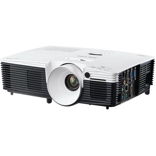 Ricoh PJ WX5460 4100-Lumen WXGA DLP Projector