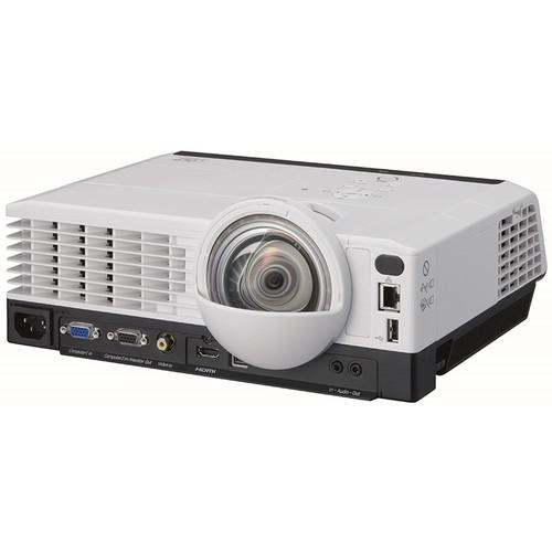 Ricoh PJ WX4241N 3300-Lumen WXGA Short Throw DLP Projector