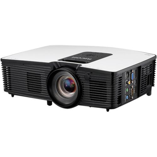 Ricoh 2500-Lumen 1080p DLP Home Theater Projector