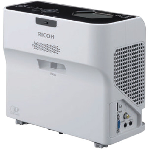 Ricoh WXGA 3500-Lumen Ultra Short Throw DLP Projector