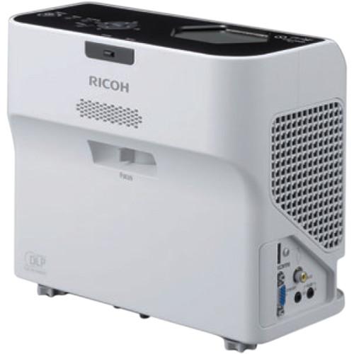 Ricoh PJ WX4152N WXGA 3500-Lumen Ultra Short Throw DLP Projector