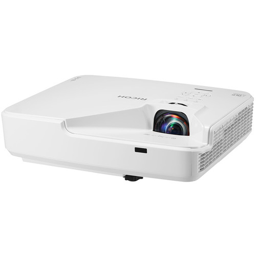 Ricoh PJ WXL4540 3200-Lumen WXGA Short Throw Laser DLP Projector