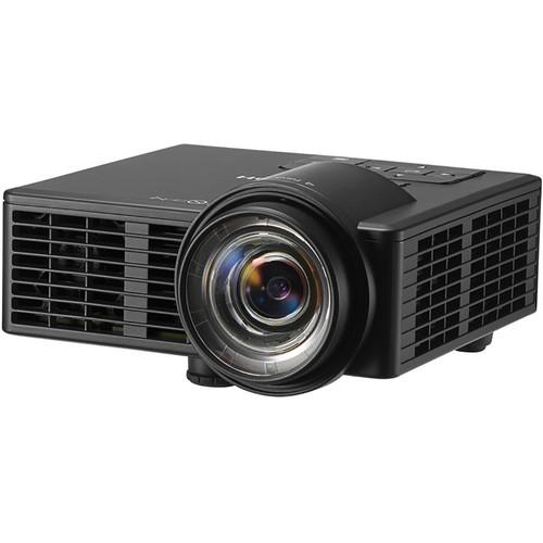 Ricoh 600-Lumen Portable WXGA Short Throw DLP Projector