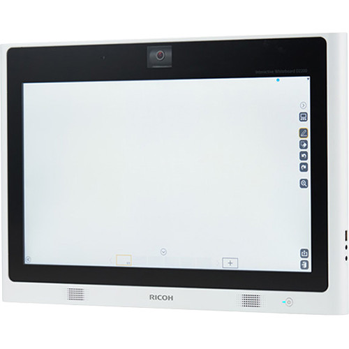 """Ricoh D2200 21.5"""" Interactive Flat Panel with Business Controller"""