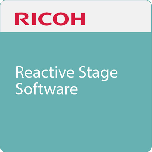 Ricoh Reactiv STAGE Software (Download)