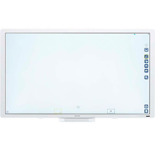 "Ricoh D6500 65"" Interactive Flat Panel Display with Business Controller"