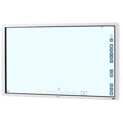 "Ricoh D6510 65"" Interactive Flat Panel Display"