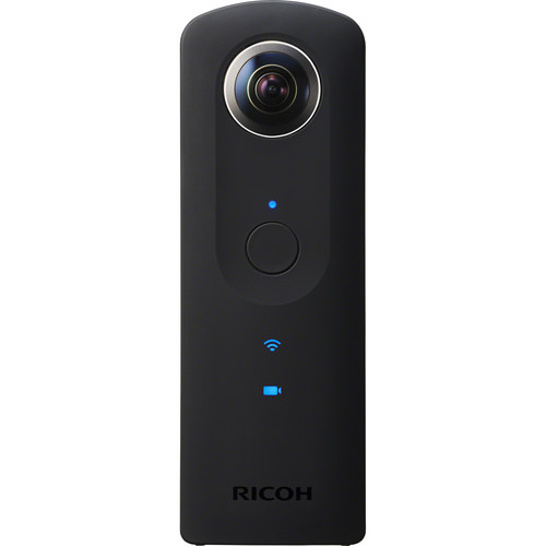 Ricoh Theta S Spherical VR Digital Camera