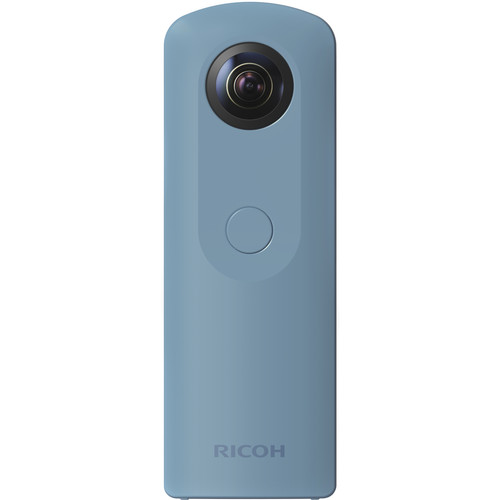 Ricoh Theta SC Spherical Digital Camera (Blue)