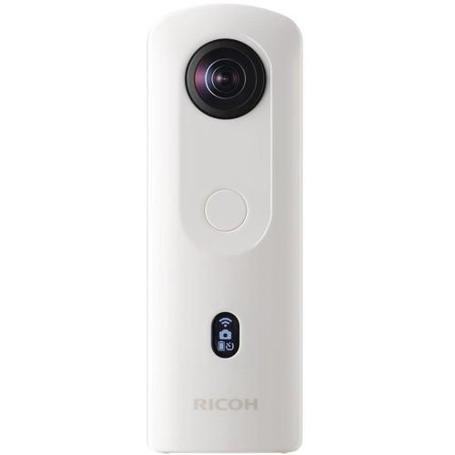 Ricoh THETA SC2 4K 360 Spherical Camera (White)