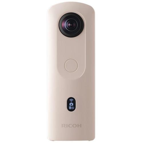 Ricoh THETA SC2 4K 360 Spherical Camera (Beige)