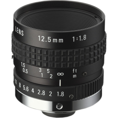 Ricoh B1218A C-Mount 12.5mm Fixed Focal Lens