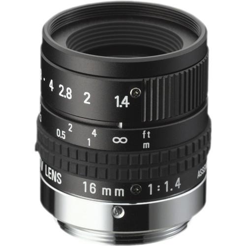 Ricoh C-Mount 16.0mm Fixed Focal Lens