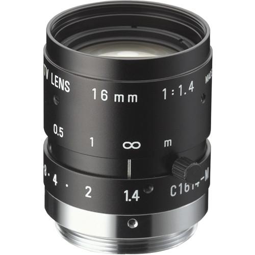 Ricoh C-Mount 16mm M Series 2 Mp Lens with Locking Screws